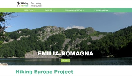 EMILIA-ROMAGNA: Nasce Hiking Europe, 1170 km di itinerari escursionistici  | VIDEO