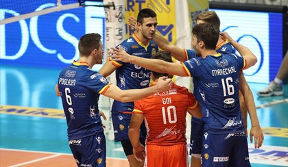 VOLLEY: La Bunge vola per due set, Piacenza rimonta e passa al tie-break