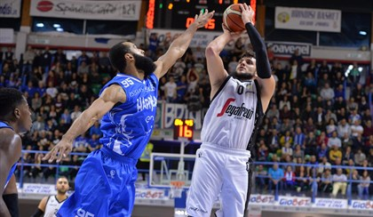 BASKET: Happy Casa Brindisi - Virtus Segafredo Bologna 79-75 | VIDEO