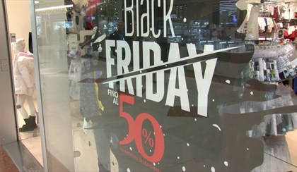 ROMAGNA: Black Friday, tutti pazzi per lo shopping | VIDEO