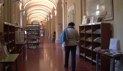 IMOLA: Molestie in biblioteca, scattano le denunce | VIDEO