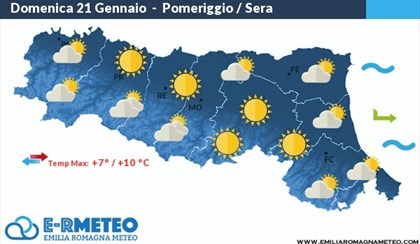 METEO: Domenica con il sole sempre piu' protagonista e temperature gradevoli | VIDEO