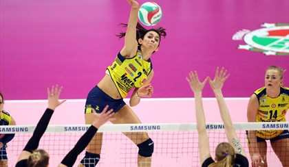 VOLLEY: Coppa Italia Serie A1 femminile, la finale sarà Conegliano - Novara | VIDEO