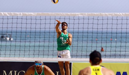 BEACH VOLLEY: Caminati-Ranghieri out ai quarti di Kish Island