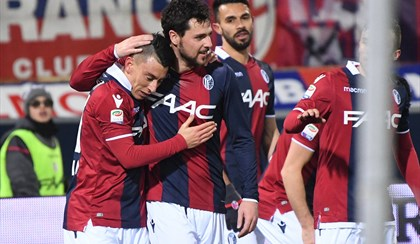 CALCIO: Bologna - Genoa 2-0 | VIDEO