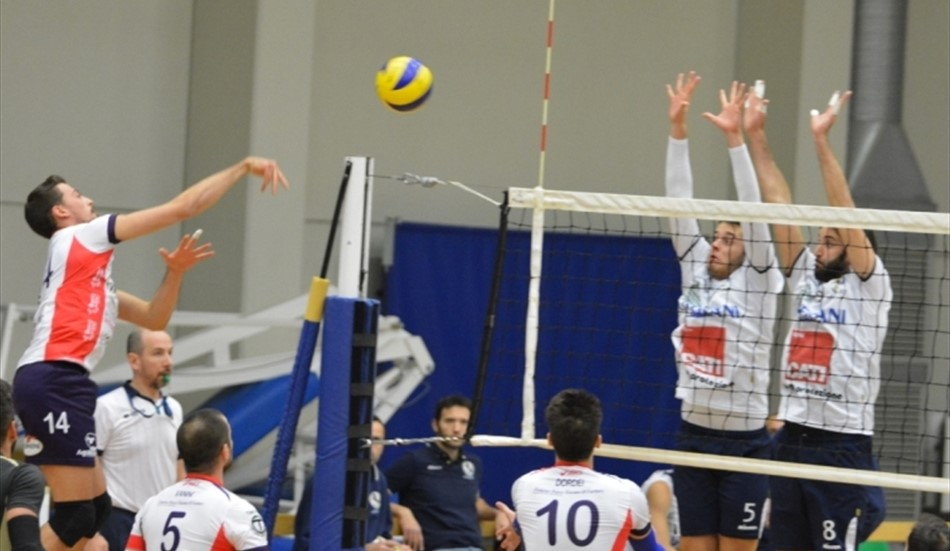 VOLLEY: Mezzo passo falso per la Foris Index, Campagnola passa al tie break