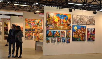 FORLÌ: L'arte di tutto il mondo in mostra a Vernice Arte Fair | VIDEO