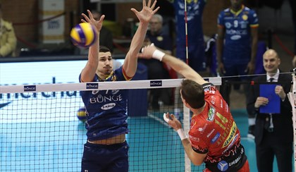 "VOLLEY: Bunge batte Perugia, coach Soli ""Ci siamo superati"" 