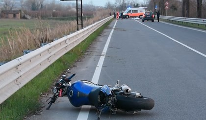 FORLIMPOPOLI: Incidente mortale in moto, 27enne perde la vita | VIDEO