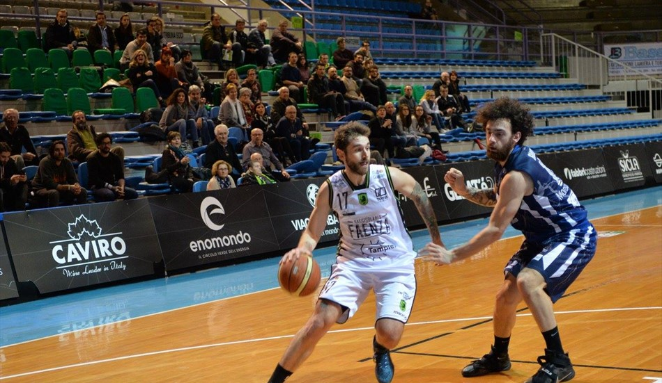 BASKET: Un derby con vista play-off, quello tra Faenza e Rimini