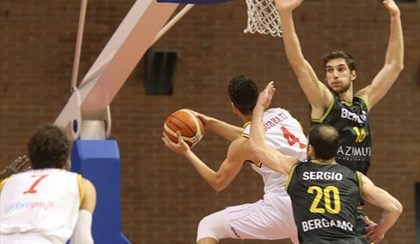 BASKET: Al fotofinish passa Bergamo, Martino si gioca i play-off a Jesi | VIDEO
