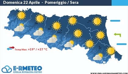 METEO: Bella domenica di sole con temperature quasi estive | VIDEO