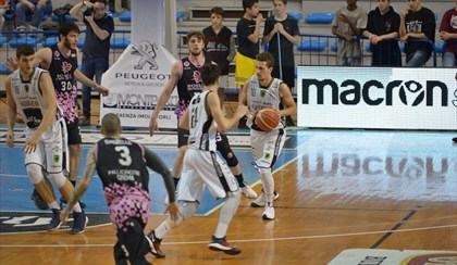 "BASKET: Per Faenza si apre il capitolo play-off, ""Pronti per Montecatini"" 