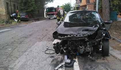 RAVENNA: Incidente stradale a Villanova, gravi due bimbe e la madre | VIDEO