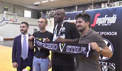 BASKET: David Cournooh si vuole consacrare alla Virtus Bologna | VIDEO