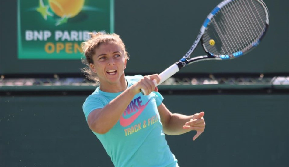TENNIS: Errani ko al secondo turno Indian Wells, Tsurenko passa 6-4 6-3