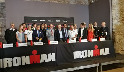 CERVIA: Tutto pronto per Ironman, attese 15mila presenze | VIDEO
