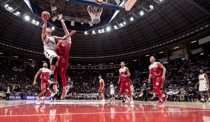 BASKET: La Virtus lotta ma non basta, passa Milano con un super James | VIDEO
