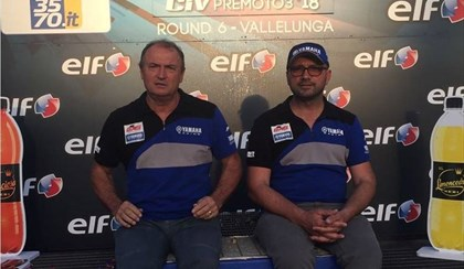 "MOTORI: Yamaha ancora con il GAS Racing Team, ""Partnership importante"" 