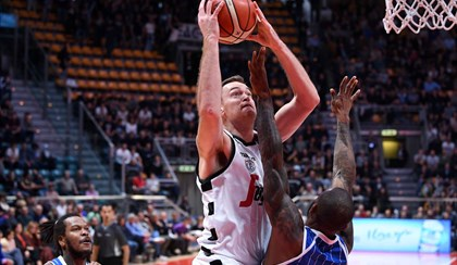 BASKET: Virtus-Strasburgo per il passaggio del turno in Champions League | VIDEO