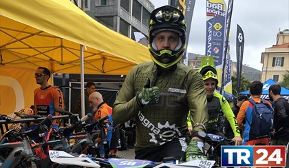 CICLISMO: Inconvenienti tecnici per il Romagna E-Bike all'esordio all'E-Enduro | VIDEO
