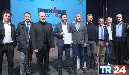TRIATHLON: Prolungato fino al 2022 l'accordo tra Ironman e Cervia | VIDEO