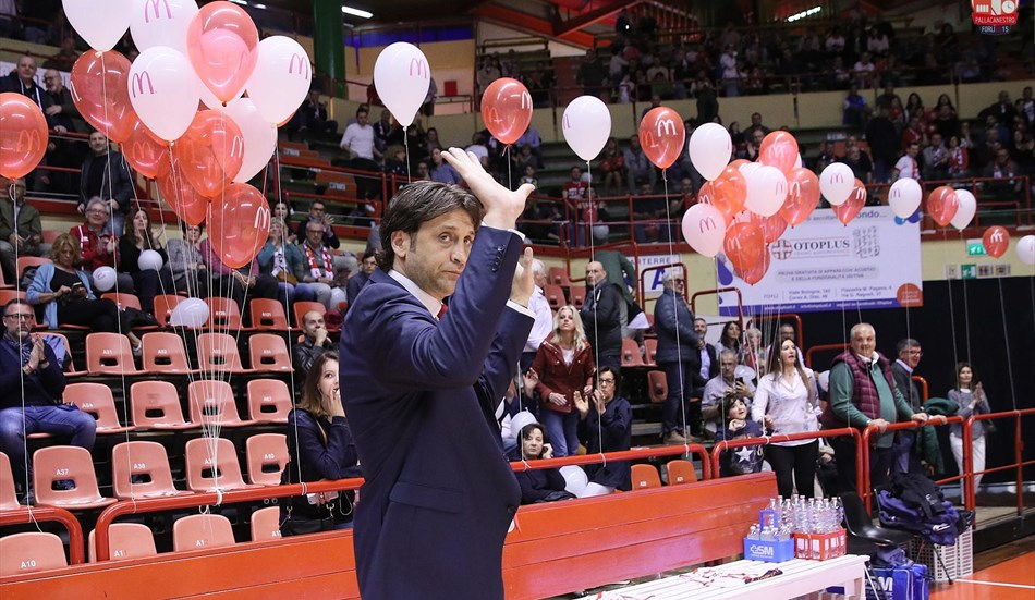TV: Marcelo Nicola a Panorama Basket alle 21 (ch 14)
