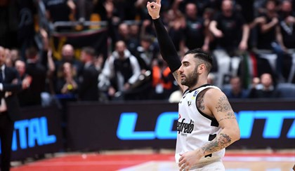 BASKET: Nanterre vs Virtus Bologna, l'atto primo si gioca in Francia | VIDEO