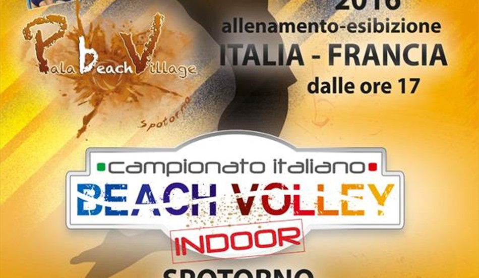 BEACH VOLLEY: Caminati e Rossi invitati alle finali indoor