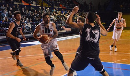 "BASKET: De Fabritiis, il ""Conte"" che divenne re, ""Mi godo questo periodo"" 