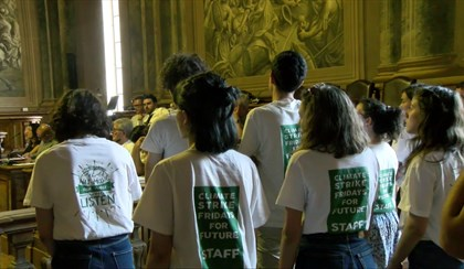"FORLI': Fridays for Future alla Commissione Ambiente, ""ignorate le nostre proposte"" 