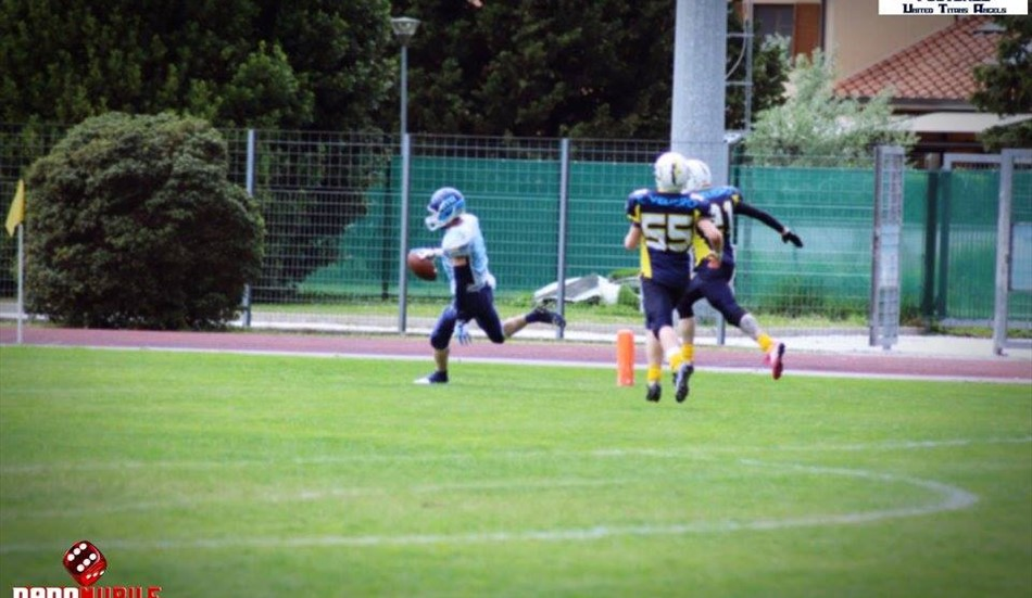FOOTBALL AMERICANO: Uta e Imola in fuga