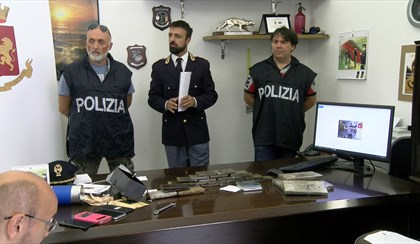 FORLI': In possesso di 4,6 chili di hashish, arrestati dalla Squadra Mobile 3 napoletani | VIDEO