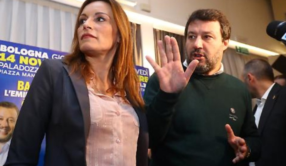 "EMILIA-ROMAGNA: Post regionali, Salvini ""Borgonzoni serve a Roma"""