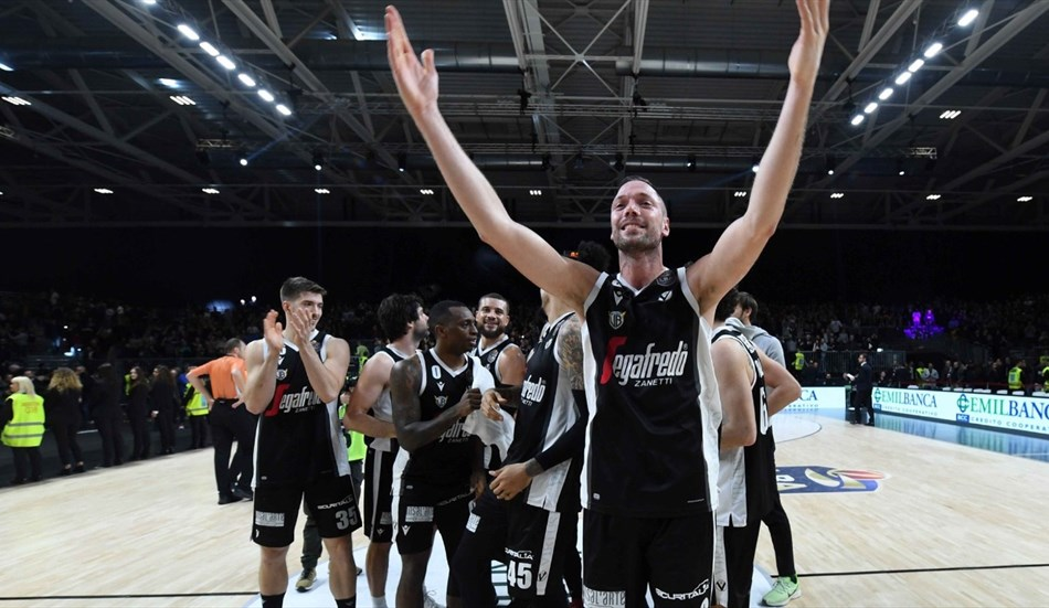 BASKET: Eurolega proibita per la Virtus, la Fortitudo sbarca in Champions League