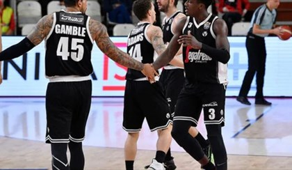 BASKET: La Virtus si scalda per il derby sfidando il Lietkabelis | VIDEO