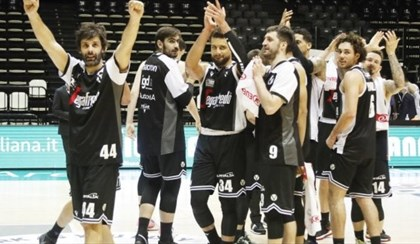 BASKET: Tutto facile per la Virtus nel derby, Fortitudo schiantata sul 71-91 | VIDEO