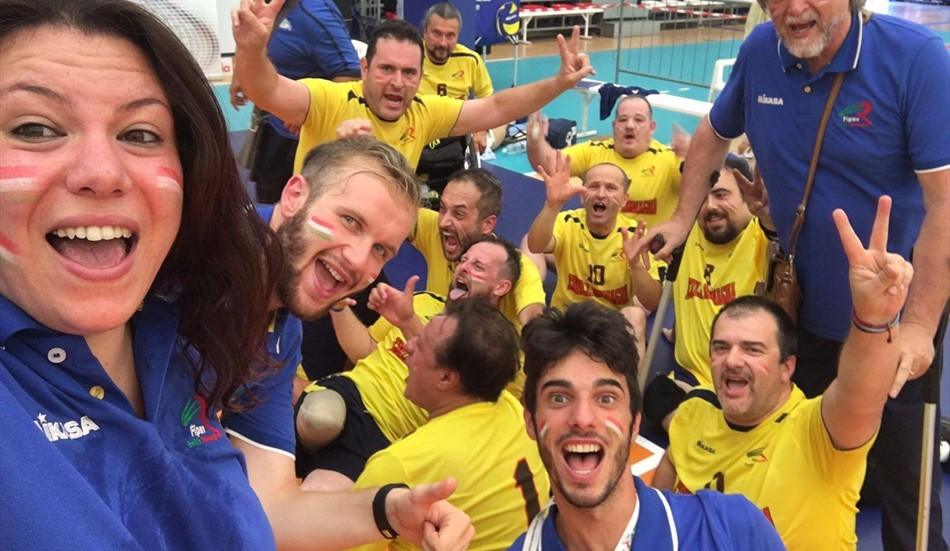 VOLLEY: Sitting Volley, l'Emilia-Romagna si aggiudica lo scudetto 2016