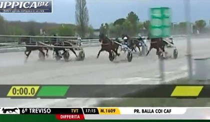 IPPICA: Maratona domenicale all'Arcoveggio | VIDEO