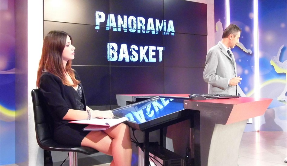 TV: Appuntamento con Panorama Basket alle 21.00