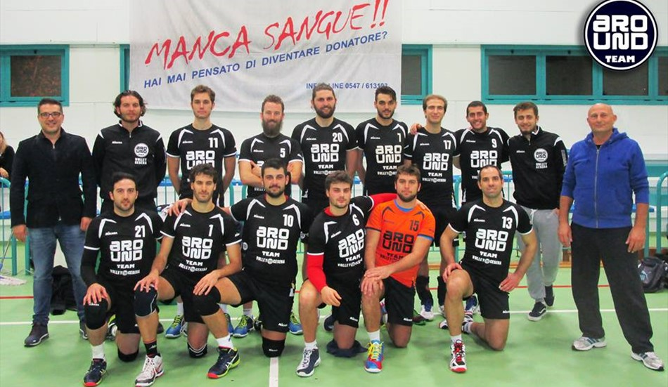 SPORT: L'Around Volley Cesena fa due su due