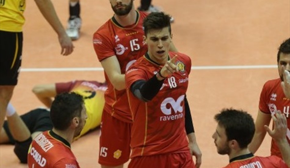 VOLLEY: Superlega, la Cmc batte Latina all'ultimo respiro
